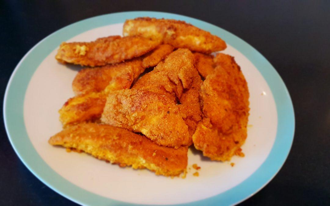 Turmeric Almond Chicken
