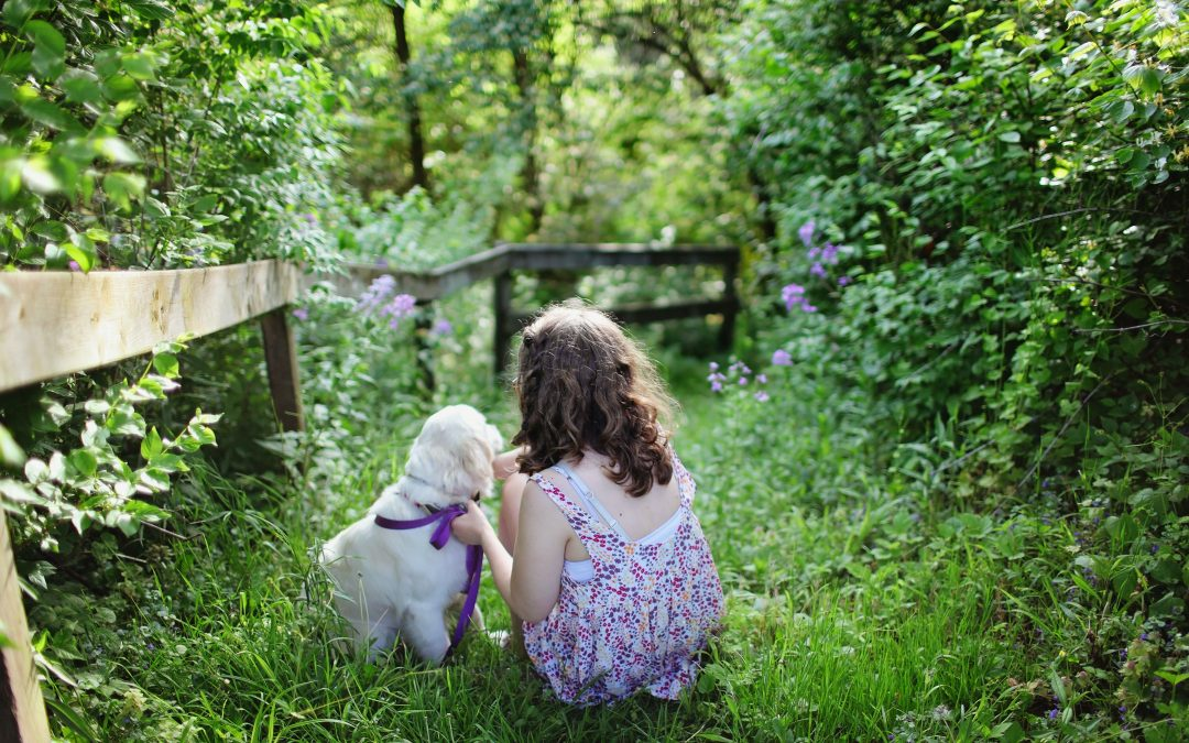 How Nature Can Benefit Your Children's Wellbeing